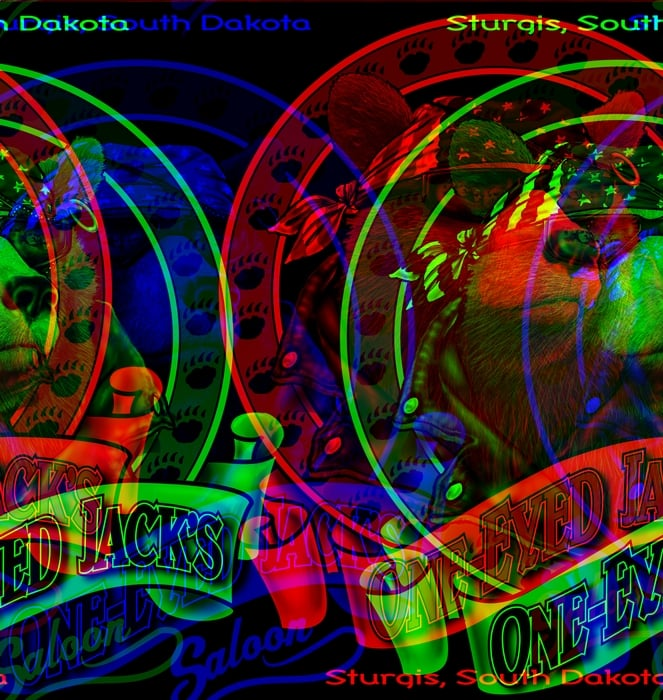 One-Eyed Jack's Saloon: 1304 Main St, Sturgis, SD