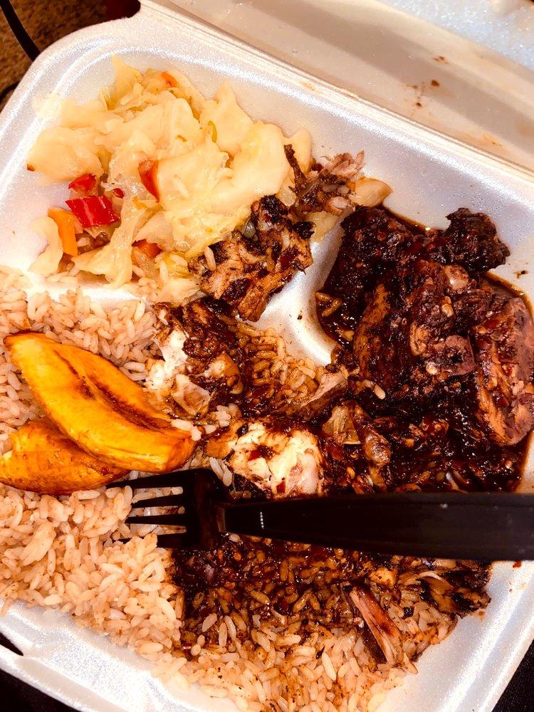Taste of Jamaica: 3225 W Pleasant Run Rd, Lancaster, TX