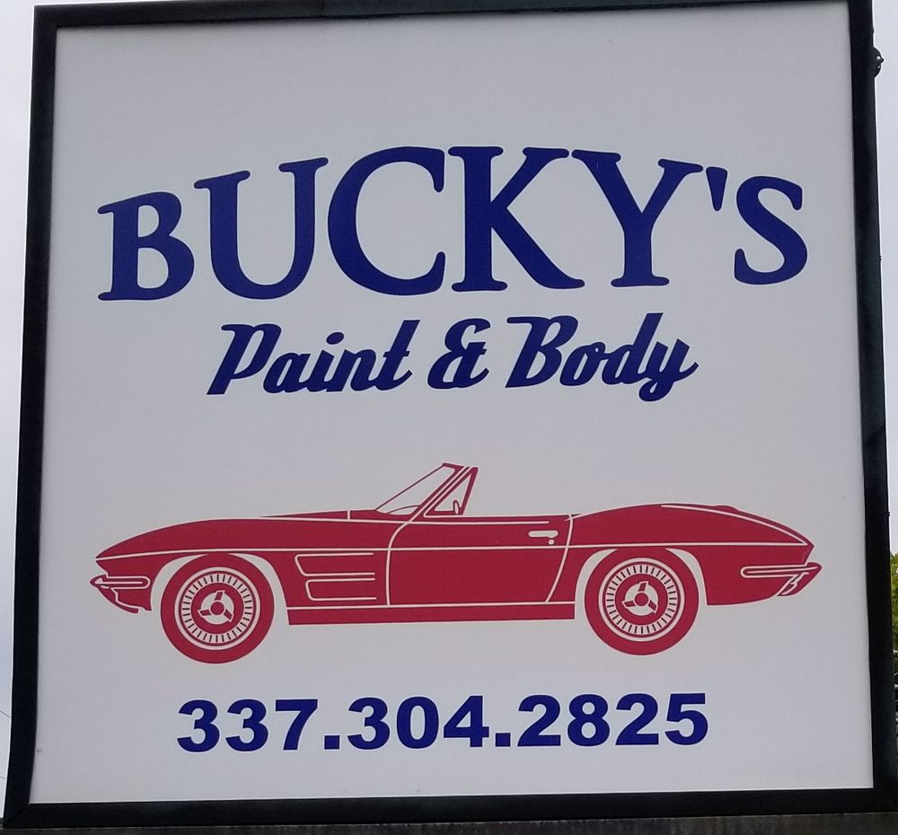 Bucky's paint and body - Get Quote - Body Shops - 4014 Brinlee St, Lake  Charles, LA - Phone Number - Yelp