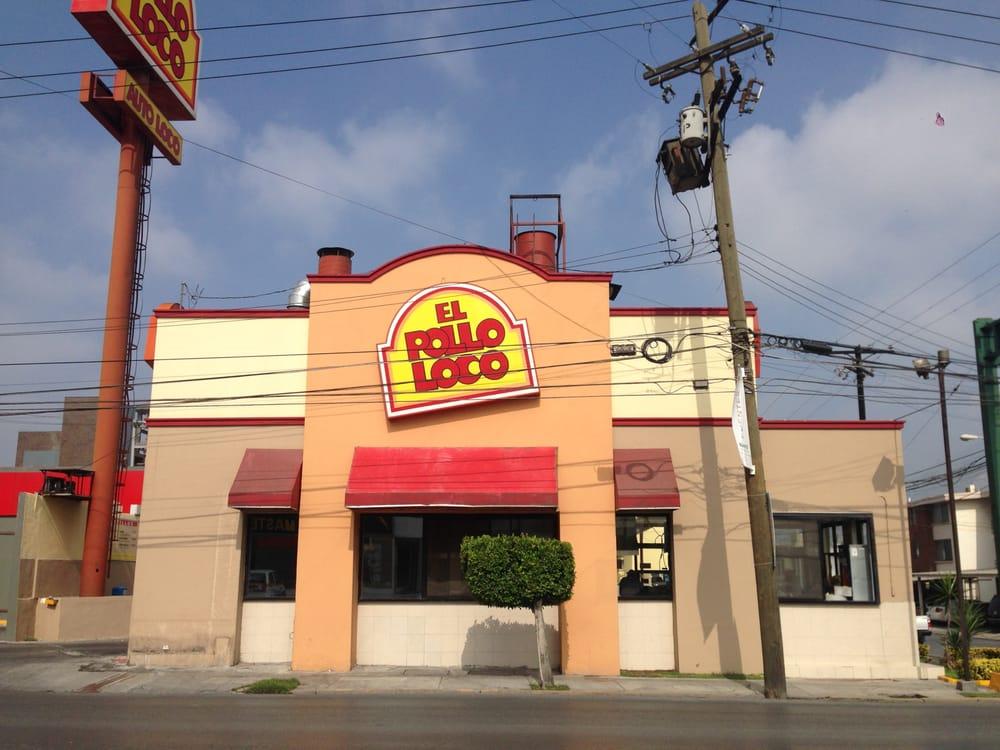El Pollo Loco: Missouri 458, Monterrey, NLE