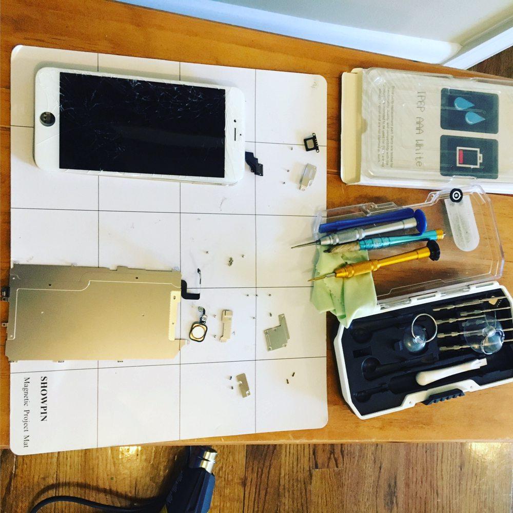 dr repair 61 billeder reparation af mobiltelefoner
