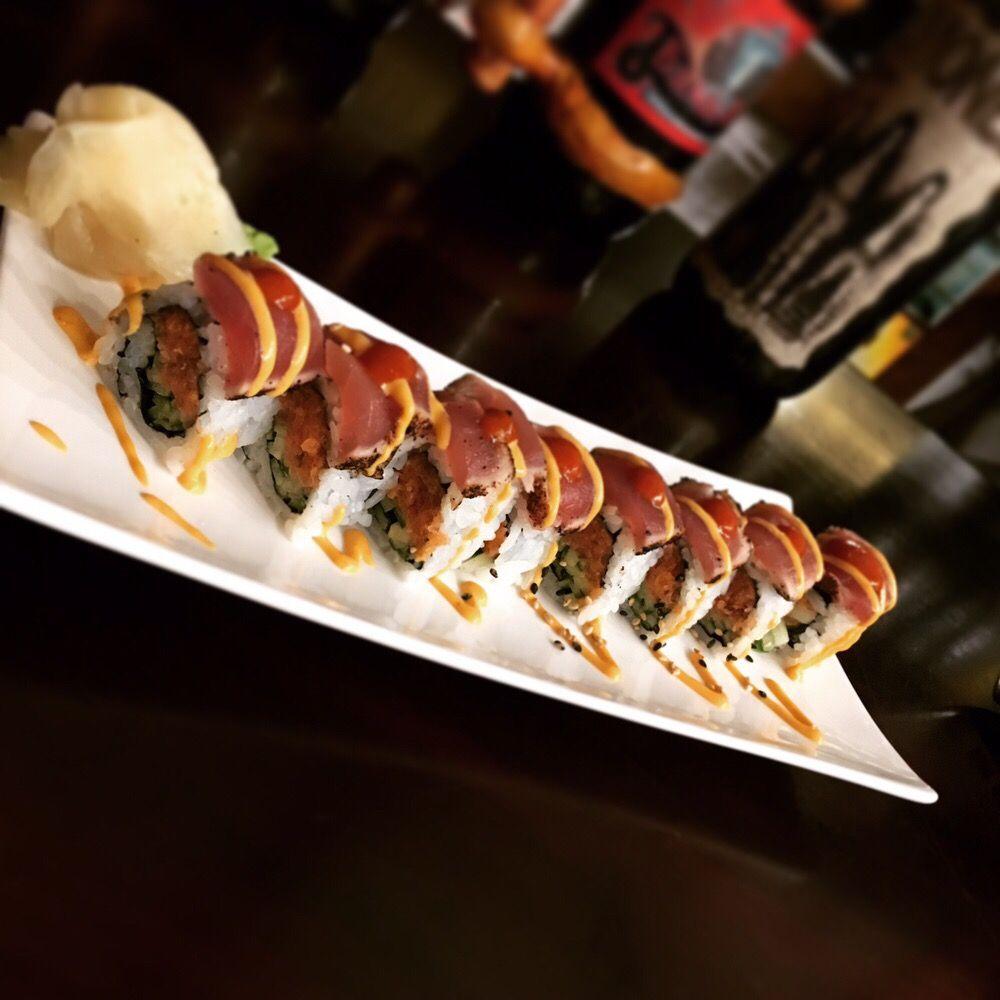 Seven Sushi Cafe Menu
