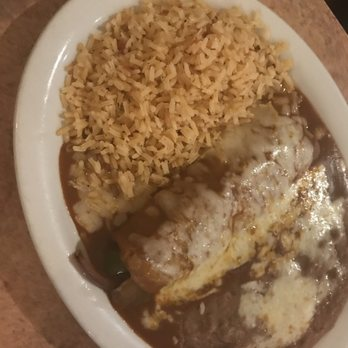 Photo Of El Patio Original   Fremont, CA, United States. Single Enchilada  With