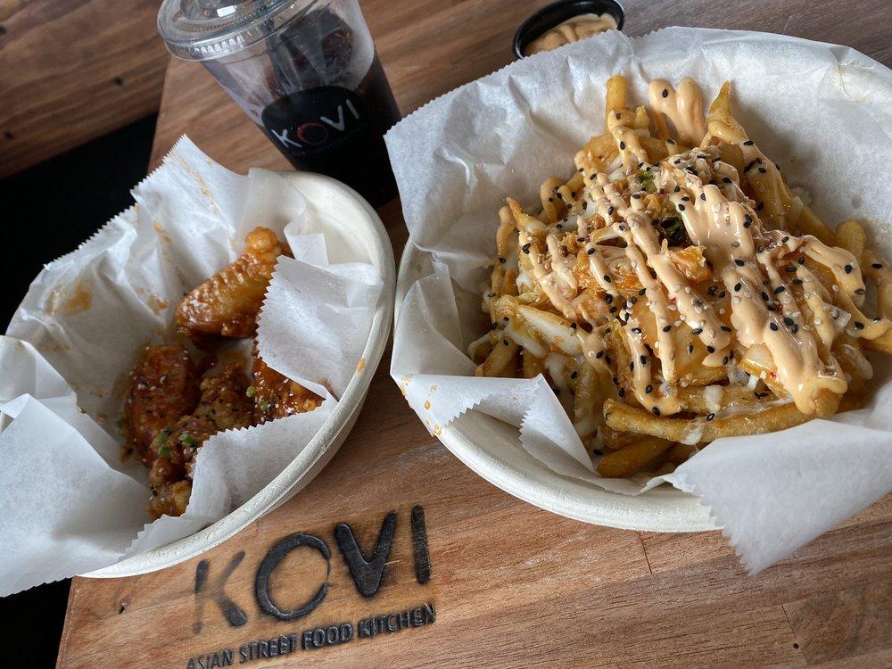 Kovi Asian Street Food Kitchen: 1015 Edwards Ferry Rd NE, Leesburg, VA