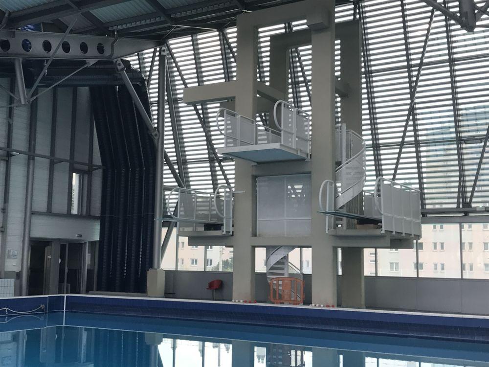 Stade nautique youri gagarine piscine 67 rueyouri - Piscine youri gagarine villejuif ...