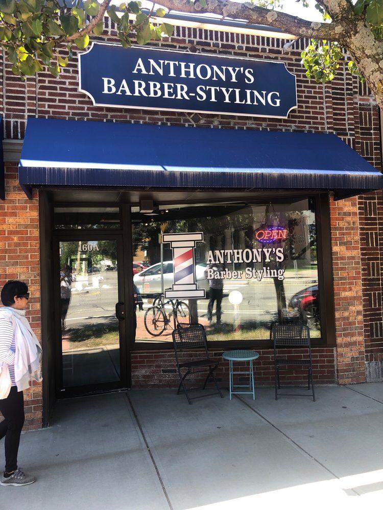 Anthony's Barber Styling: 160A Massachusetts Ave, Arlington, MA