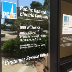 PG&E - Customer Service Office - Utilities - 800 W 2nd St, Antioch ...