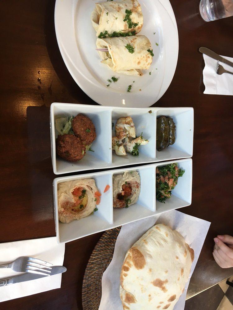 Zaatar Fine Lebanese Cuisine: 1037 NW Flanders St, Portland, OR