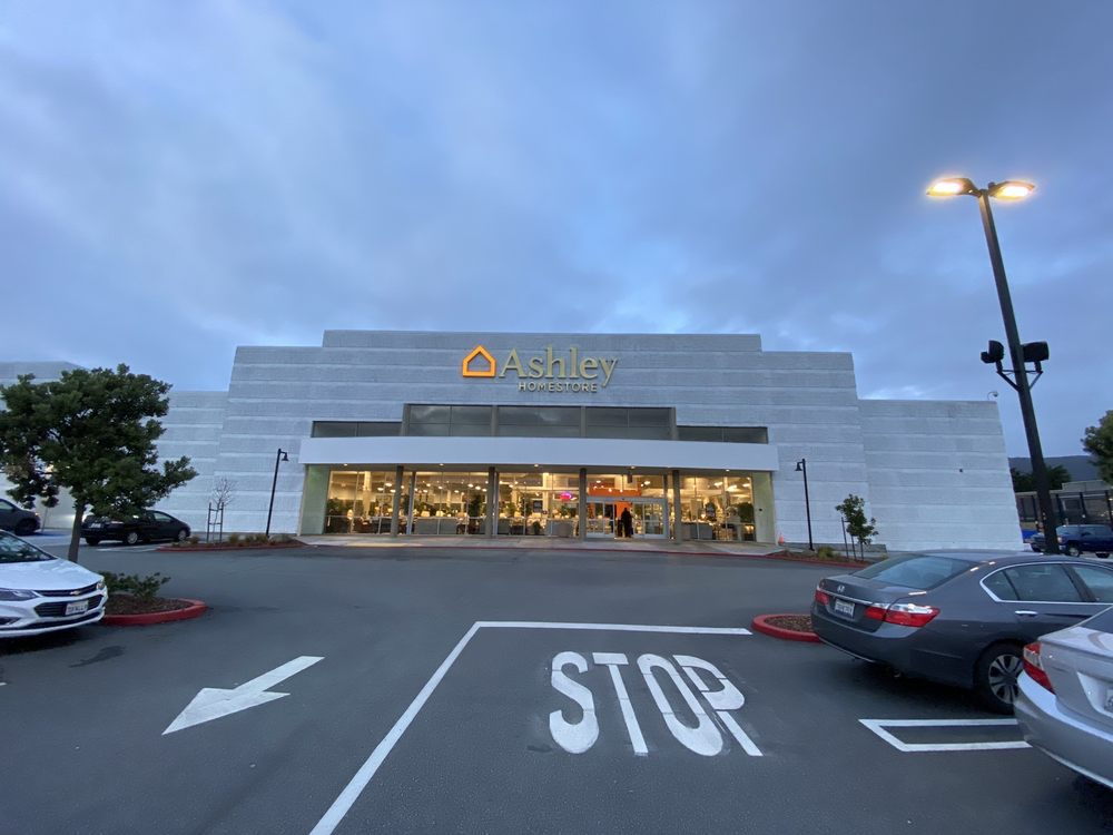 Ashley HomeStore: 81 Colma Blvd, Colma, CA