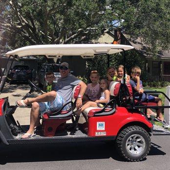 High Tide Carts Golf Cart Rentals Golf Cart Rentals 124 Pier