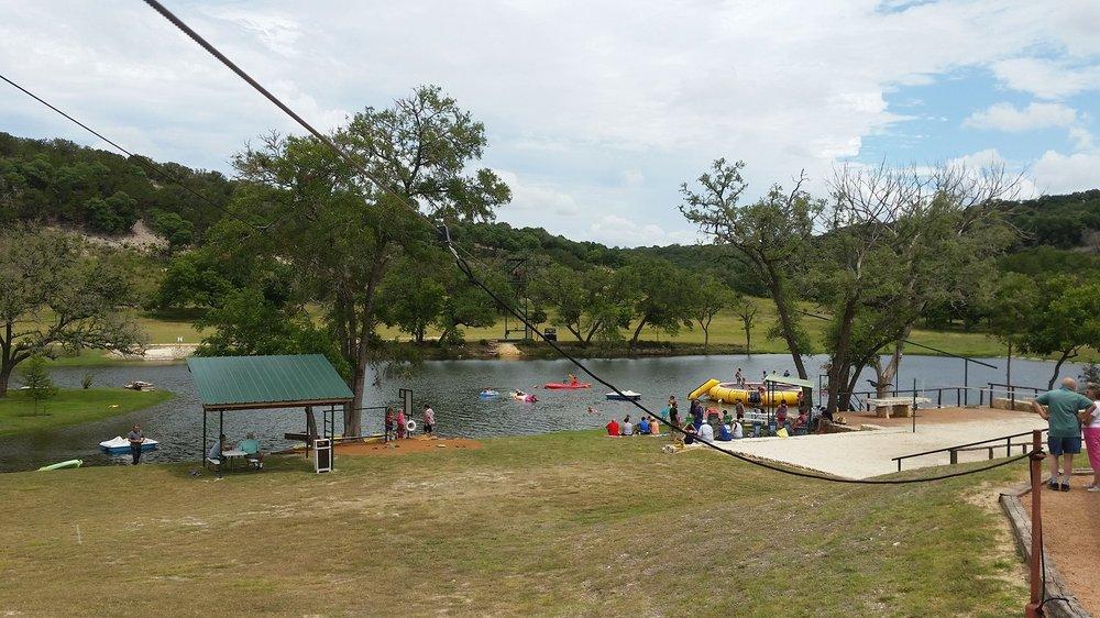 Lazy Hills Retreat & Conference Center: 375 Henderson Branch Rd, Ingram, TX