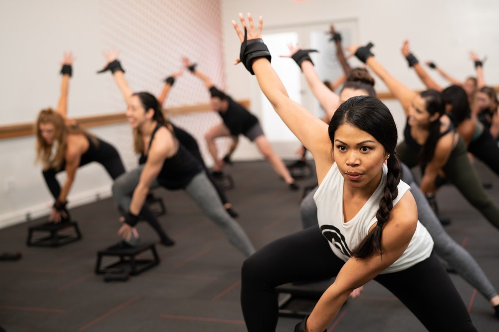 Social Spots from Pure Barre