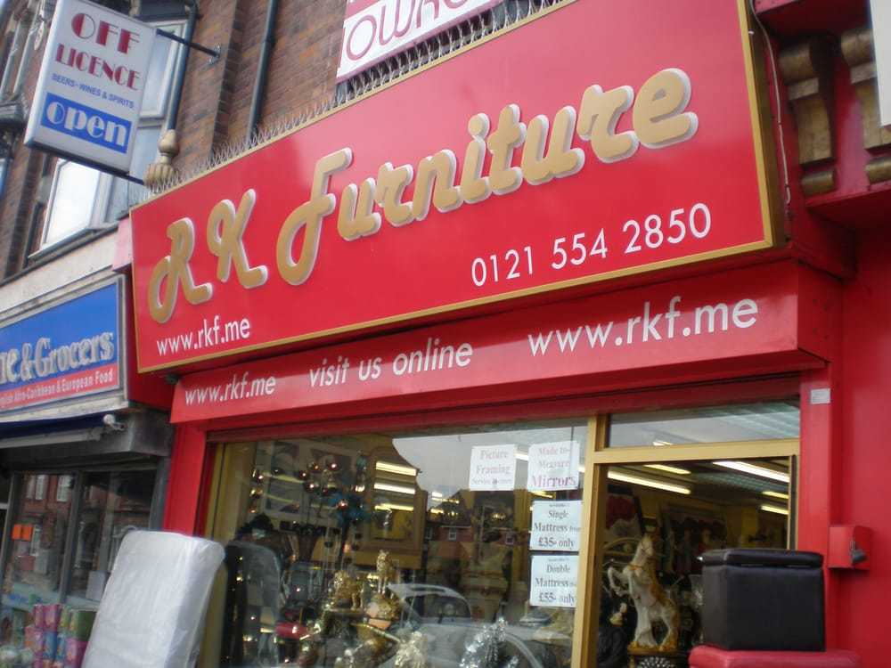 Rk Furniture 30 Photos Furniture Stores 95 Holyhead Road Birmingham West Midlands