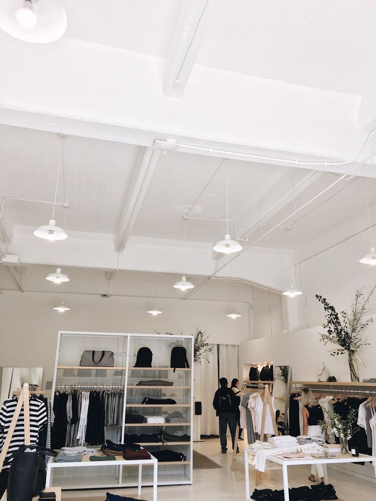 Everlane lab closed 34 reviews womens clothing 2170 folsom st mission san francisco ca yelp