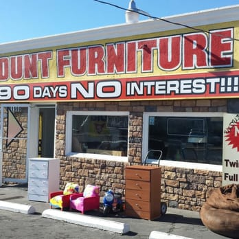 Discount Furniture Furniture Stores 1999 N Lamb Blvd Sunrise Las Vegas Nv United States