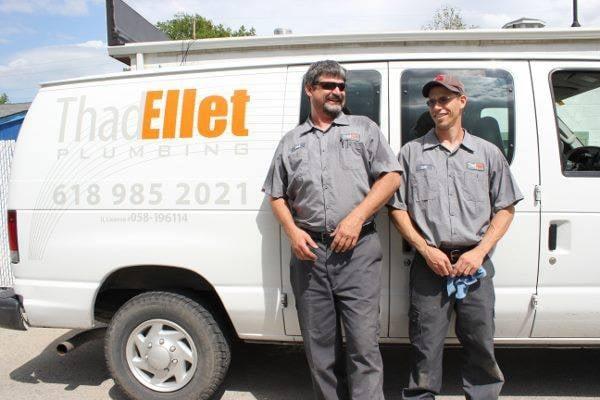 Thad Ellet Plumbing: 115 N 16th St, Herrin, IL