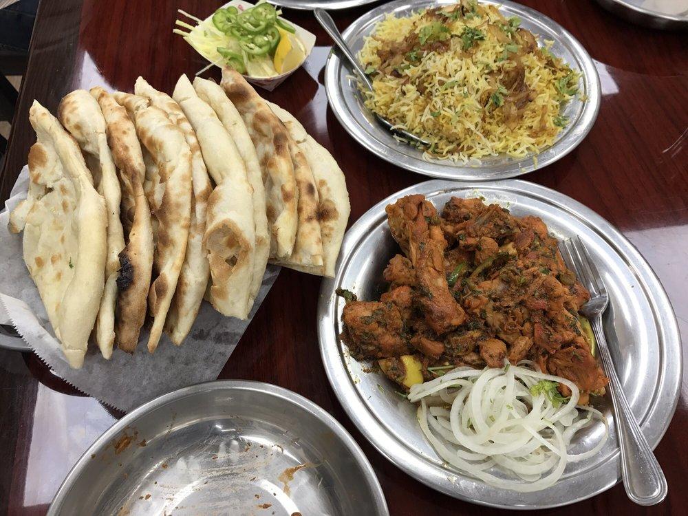 Ashar S Kitchen Menu