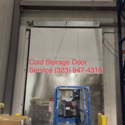 Photo of Cold Storage Doors Service - South Gate CA United States. Cold & Cold Storage Doors Service - Get Quote - 14 Photos - Door Sales ...