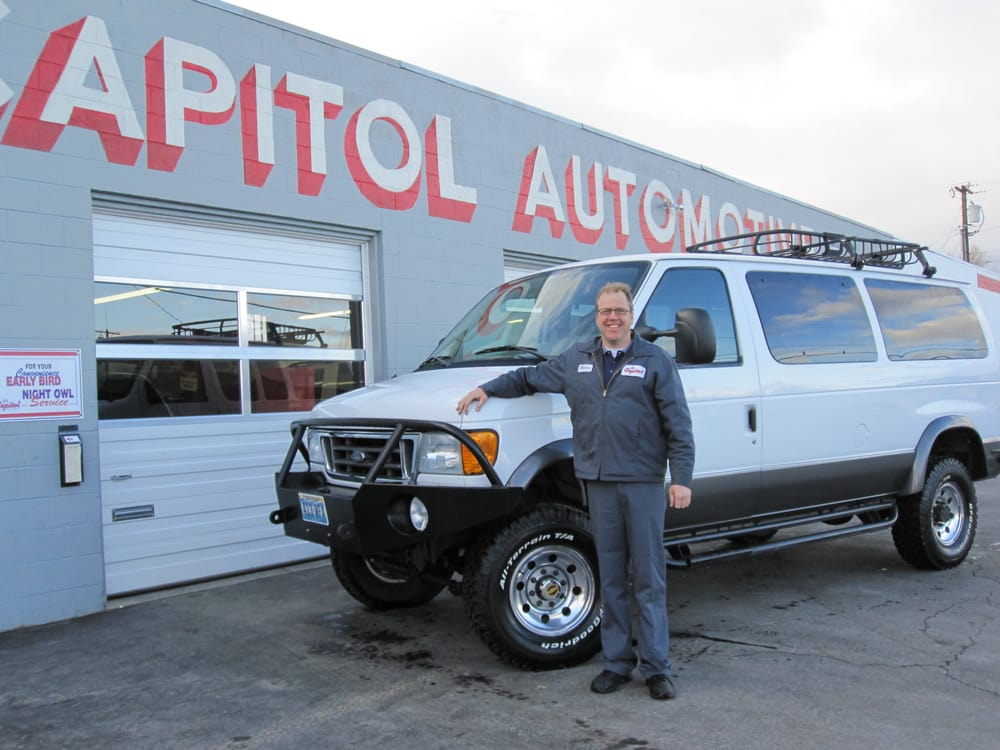 Capitol Automotive
