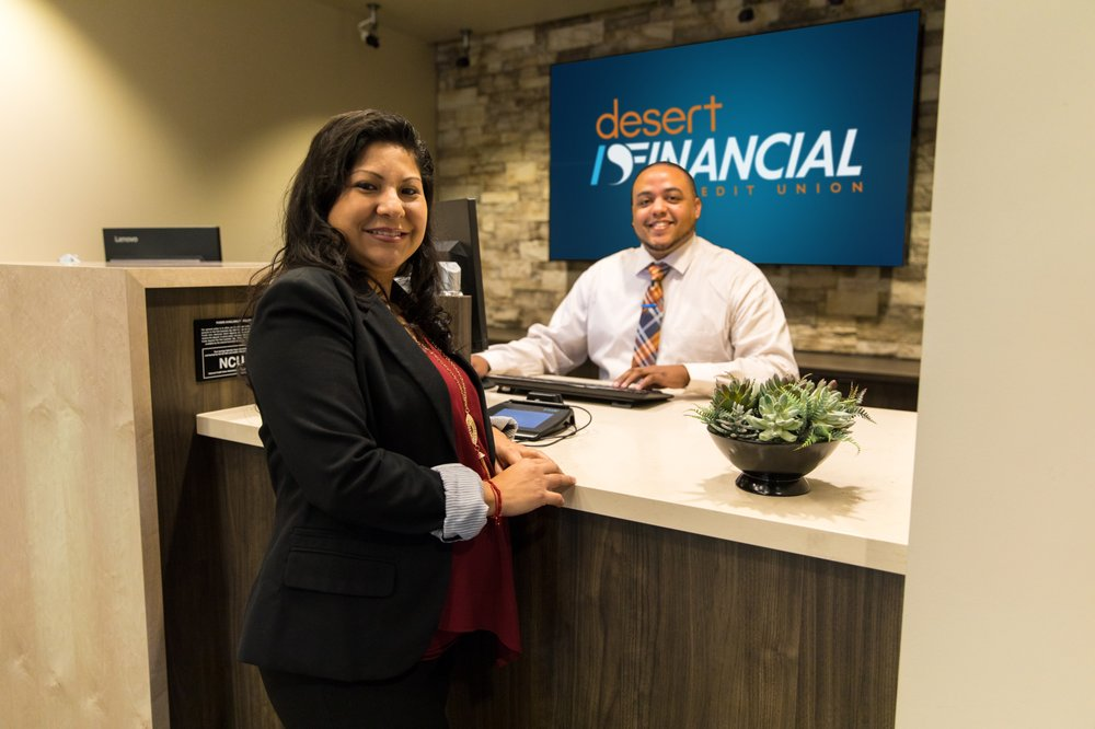 Desert Financial Credit Union Picture