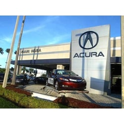 Miami Acura Photos Reviews Car Dealers S Dixie - Florida acura dealerships