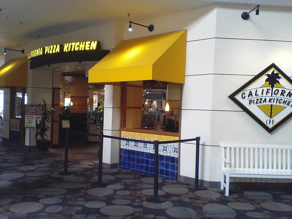 Brea Mall California Pizza Kitchen
