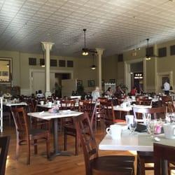 Photo Of Heirloom Restaurant Chautauqua Ny United States The Dining Room