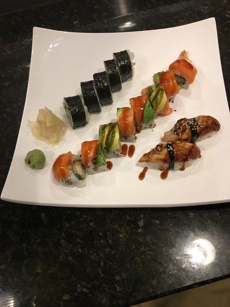 Misono Sushi & Asian Bistro: 4345 Pheasant Ridge Dr NE, Blaine, MN