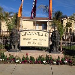 Granville Apartments Merced Ca