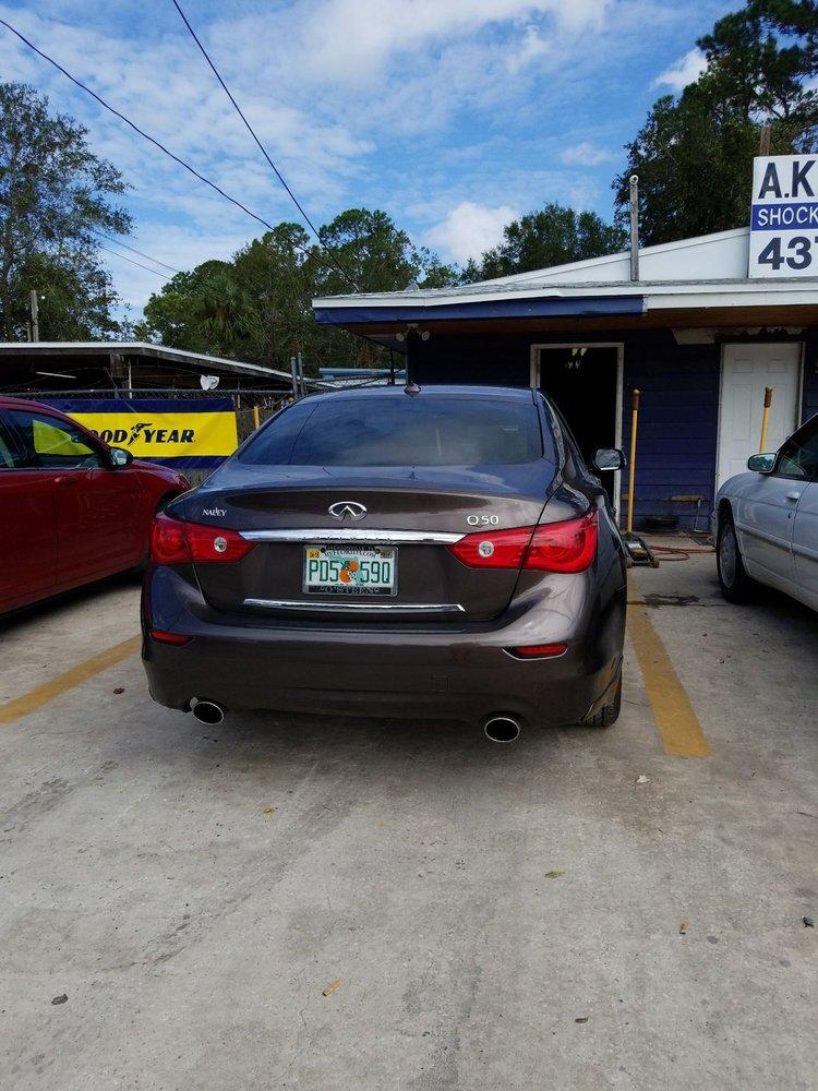 A K Tires: 5814 E Hwy 100, Palm Coast, FL