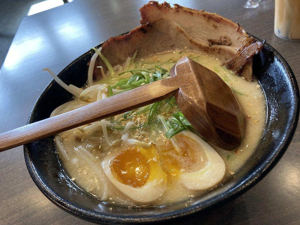 Billings Hokkaido Ramen & Sushi Bar: 1001 Shiloh Crossing Blvd, Billings, MT