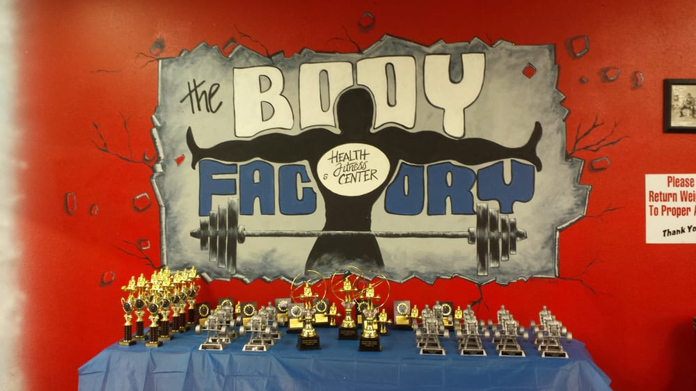 The Body Factory Health & Fitness: 10785 SE US Hwy 441, Belleview, FL