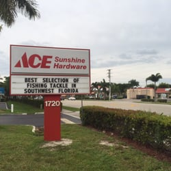Photo Of Sunshine Ace Hardware Marco Island Fl United States