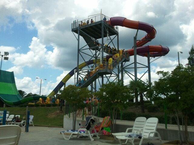 Visionland Theme Park: 5051 Prince St, Bessemer, AL