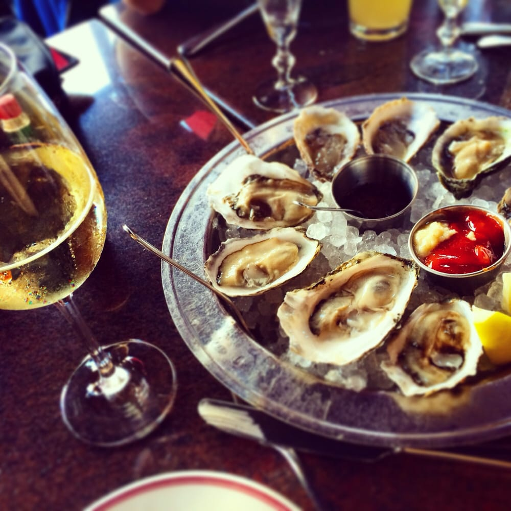 oysters and sauv blanc - yelp