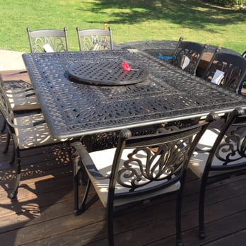 Photo Of Eastern Outdoor Furnishings   Totowa, NJ, United States. 10 Person  Table