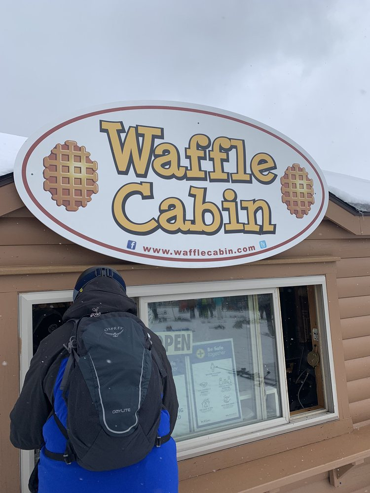 Waffle Cabin: 1398 Rte 103, Newbury, NH