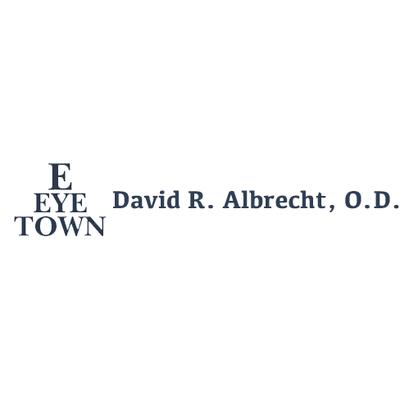 David R Albrecht OD Eye Town Optometrists 70 E 200th N