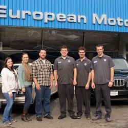 Photo of European Motors Service Center - Lakewood, WA, United States. European Motors