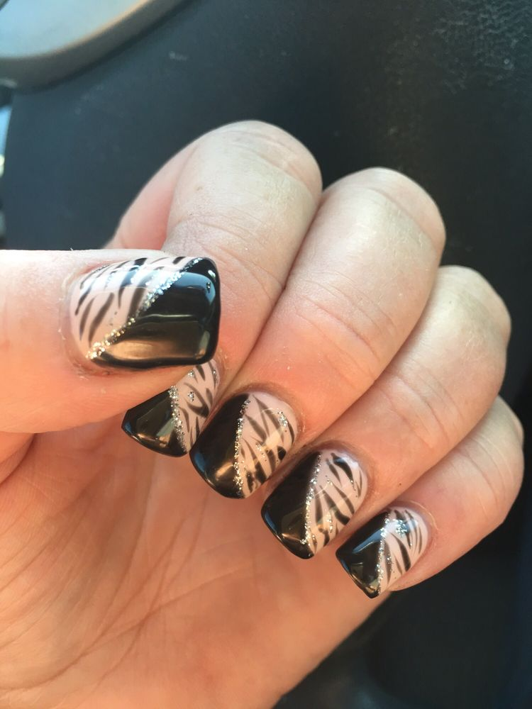 EXCELLENT work by Vi at Fashion Nails and Spa - Yelp