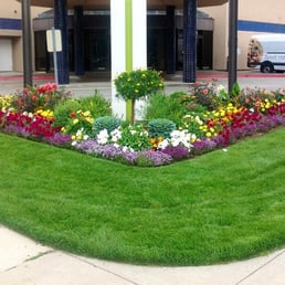 Photo Of Grass Patch Lawns U0026 Landscape   Mandeville, LA, United States.  Commercial