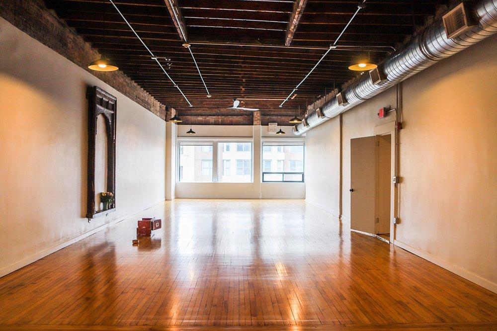 Boston Yoga Union: 1112 Boylston St, Boston, MA