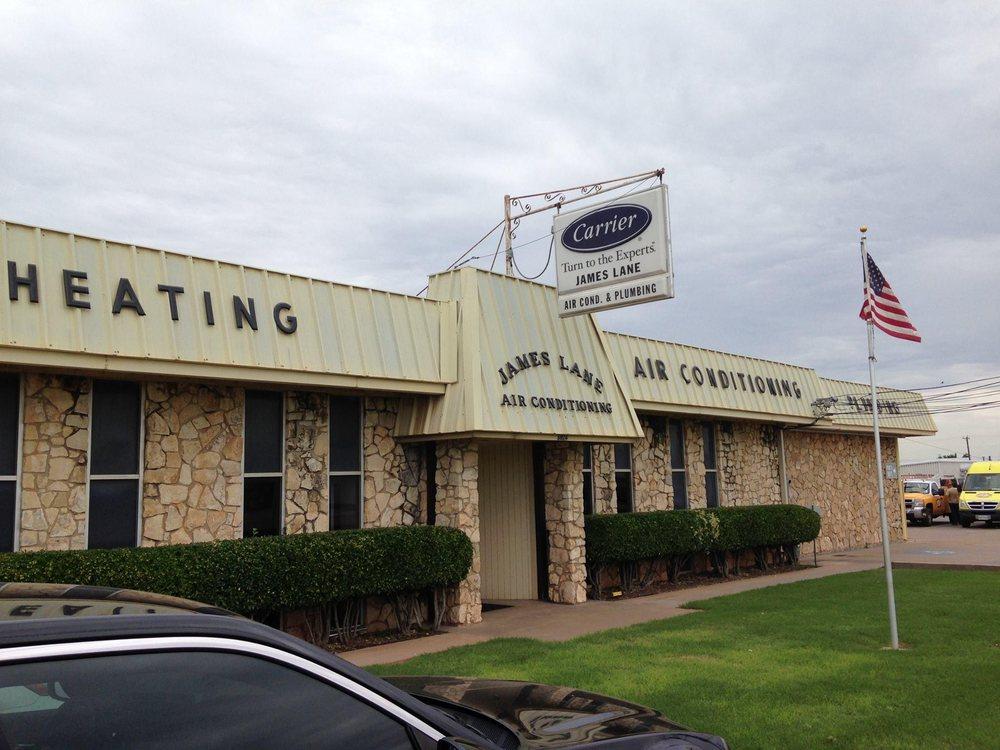 James Lane Air Conditioning and Plumbing: 5024 Jacksboro Hwy, Wichita Falls, TX