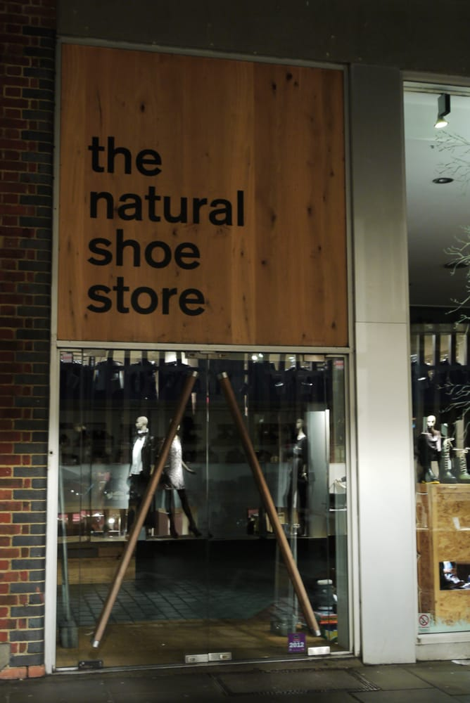 The Natural Shoe Store Neal Street