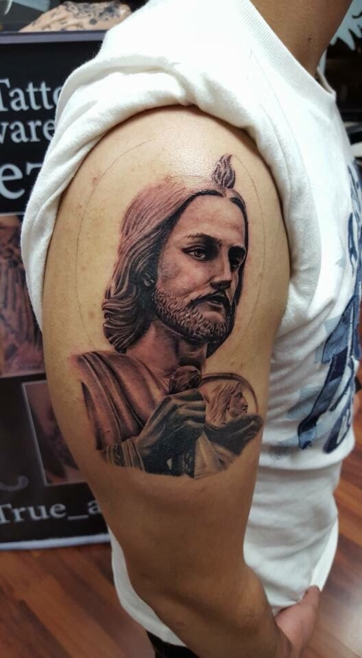 San Judas Tadeo By Nestor Yelp