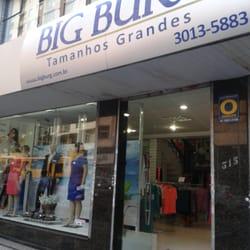 e6943f787 Big Burg Confecções - Plus Size Fashion - R. Barão do Serro Azul, 315,  Curitiba - PR, Brazil - Phone Number - Yelp
