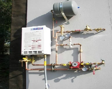 Photo of Apes Plumbing And Heating: Sonoma, CA