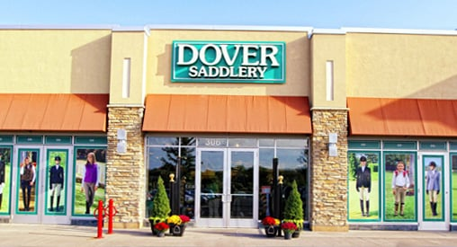 About Us. At Dover Saddlery, English riders find the riding apparel, tack and horse Brands: Ariat, Ovation, Kerrits, Tredstep, Rambo.