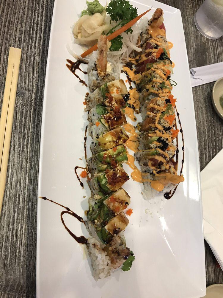 Sho-Ga Japanese Restaurant: 1115 E Florence Blvd, Casa Grande, AZ