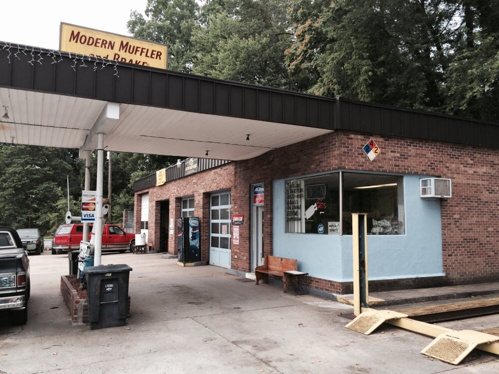 Modern Muffler and Brake: 825 N Main St, Mount Airy, NC